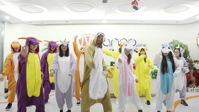 Milanoo Kigurumi Pajamas Costumes Group Show