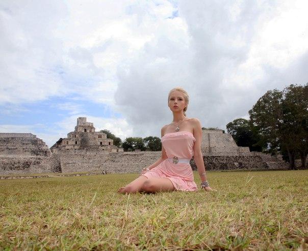 Одесская Барби рассказала о своих видениях во время выхода в астрал - Фото
