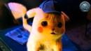 Фильм «Покемон: Детектив Пикачу» — Русский трейлер [2019]