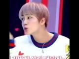 Seokjins hand kisses