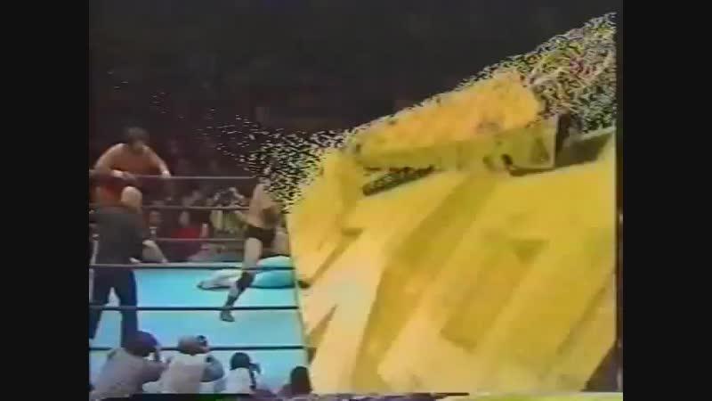 1992 02 23 NTV All Japan Pro Wrestling Relay
