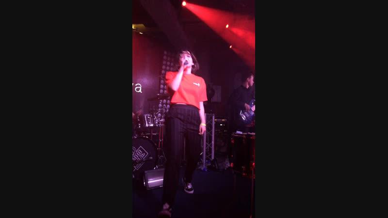Mescheryakova Падать Мумий Тролль Music Bar