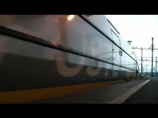 TGV Postal '951' +demie-rame de réserve.mp4