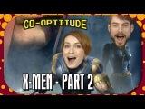 X-Men Legends: Part 2 - Retro Lets Play: Co-Optitude Ep 31