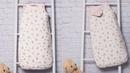 Saco de dormir para bebé. REVISTA PATRONES INFANTILES Nº 7