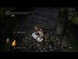 Как дэбил видит репосты в Dark Souls