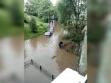 Безыменского после дождя