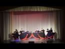 Испанский танец Пасодобль
