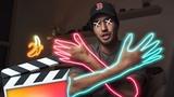 Glowing Animations in Final Cut Pro X Tutorial (Blotter Media style)