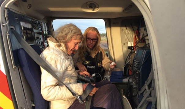 Тереза Бордэ Туристка из Франции выжила после падения с высоты около 20 метров, а потом провела 11 дней в горах на северо-востоке Испании. 62-летняя женщина отстала от группы и заблудилась. Она
