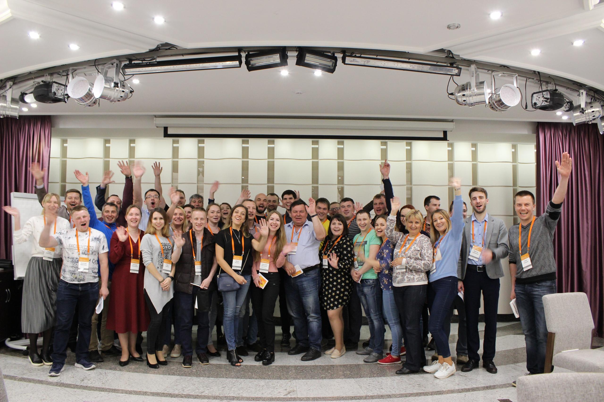 DIRECTUM | Дмитрий Коткин и его мастер-класс по эмоциональному интеллекту в переговорах