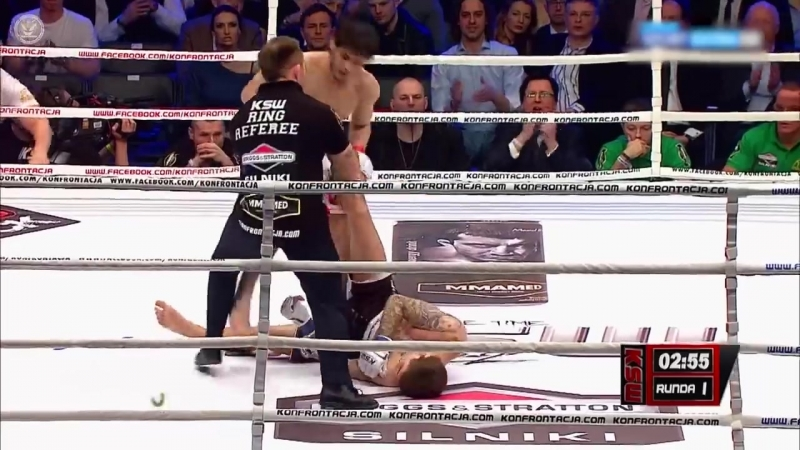 Anzor Azhiev - KSW - Highlights-Knockouts 2017.mp4