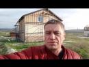 Начало монтажа винилового сайдинга Дёке