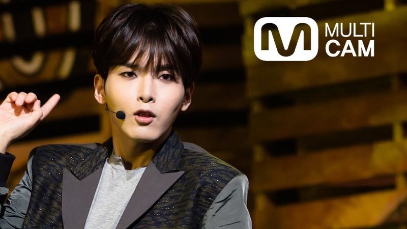 [Fancam] Ryeo Wook of Super Junior(슈퍼주니어 려욱) MAMACITA(아야야) @M COUNTDOWN_140903