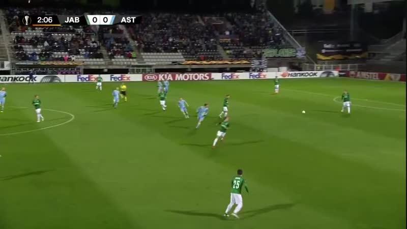 Jablonec vs Astana 1