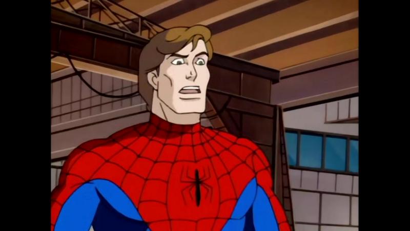 Человек Паук Spider Man 5 13 The Animated Series Паучьи войны Глава 2 Прощай Человек Паук Spider Wars Chapter 2 Farewell
