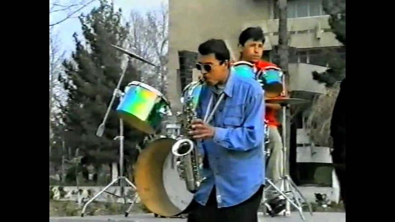 Axe-Aziz music video EurAsia in pop-rock 1990-1996.Shahri mo.