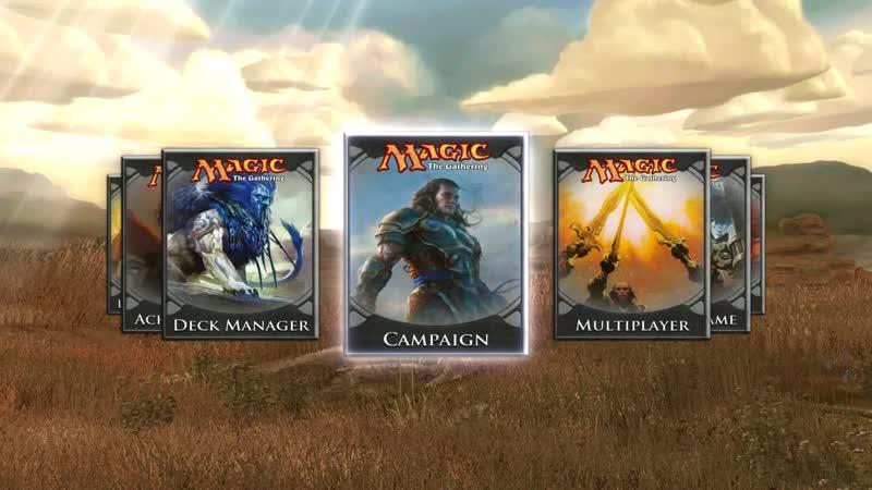 MTG duels 2012 часть 13 - Аджани, Гидеон-Саркан-Нисса