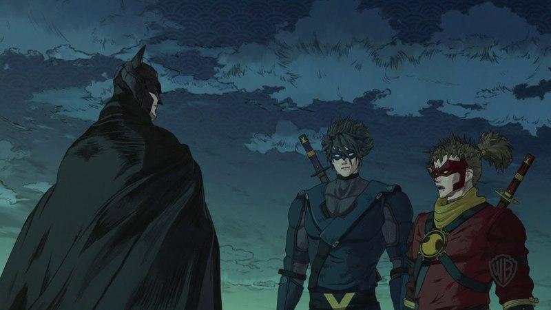 Batman Ninja clip -