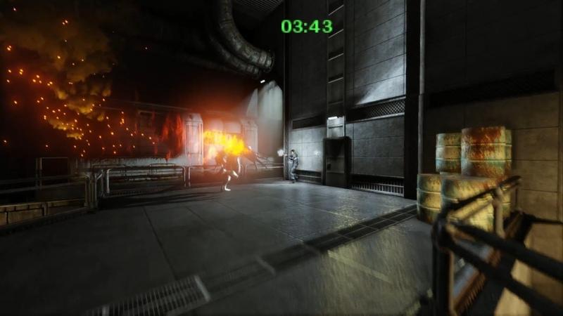 Resident Evil 2 Remake fan UDK proj Leon B Full Walkthrough