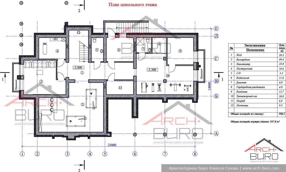 Индивидуальный проект коттеджа в Москве — качество жизни для семьи