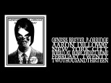 Genesis Breyer P-Orridge & Aaron Dilloway - Wierd 2013