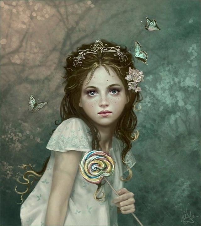 Иллюстратор Melanie Delon. - Фото № 2