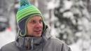 Крутой экстремальный корпоратив с Лэнд Тур зимой снега по пояс