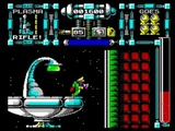 Dan Dare 3 - ZX Spectrum gameplay