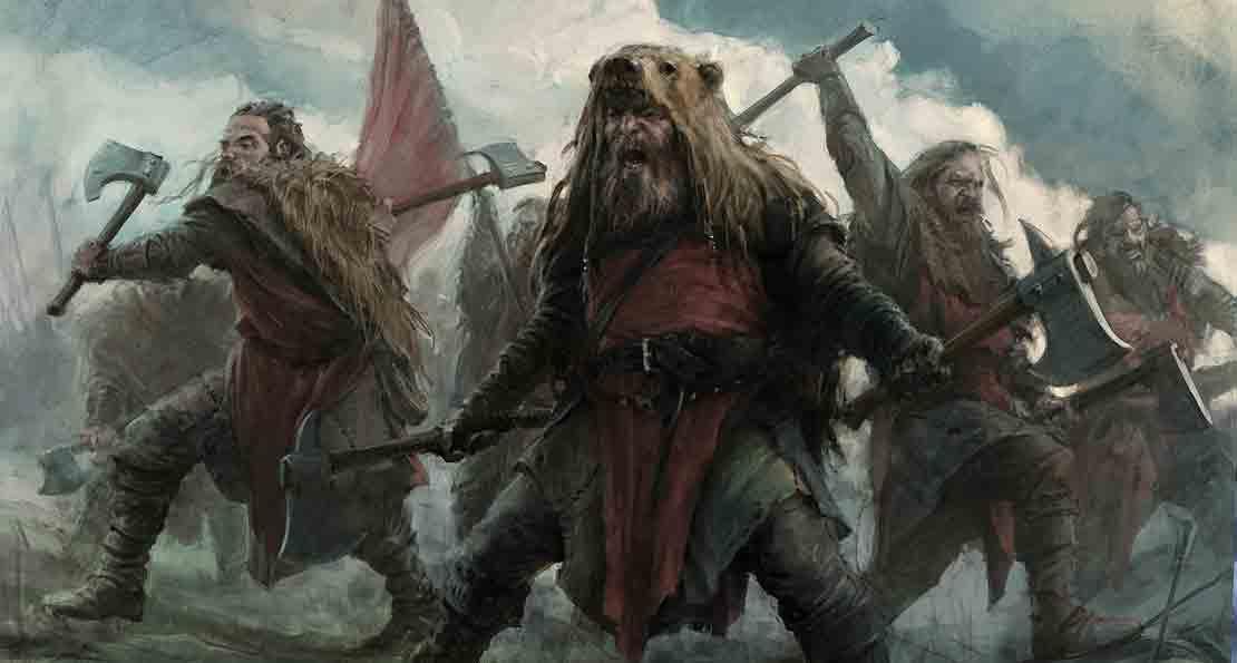 Воины-медведи