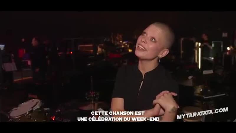 Kovacs - Backstage тв-шоу Taratata (Франция)