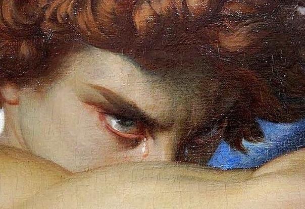 Произведение «Падший ангел», 1847 год.