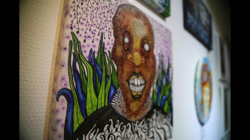 Интервью с художницам из Аргентины, Magali Charles и Vanesa Correa