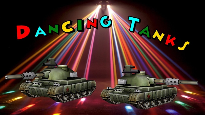 Command Conquer Generals Zero Hour Dancing Tanks