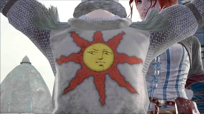 DARK SOULS - [The Pruld] - Восславь солнце, ШЛЮХА