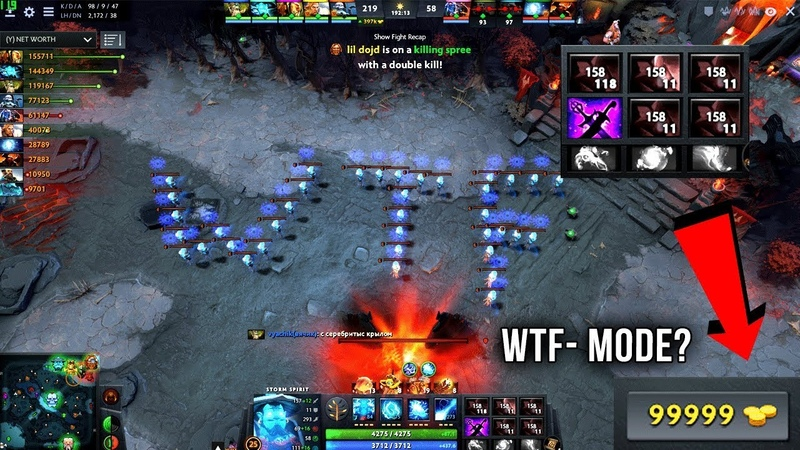 ALMOST 6 HOURS - LONGEST GAME EVER OF DOTA 2 - MOST WTF GAME! 130 KILLS on Storm - NEW RECORD?!