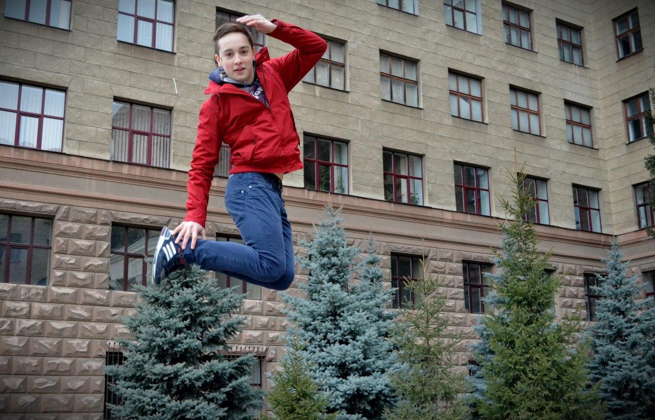Дмитрий Солярчин