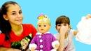 Новая кукла Беби Бон сестричка - Видео для девочек