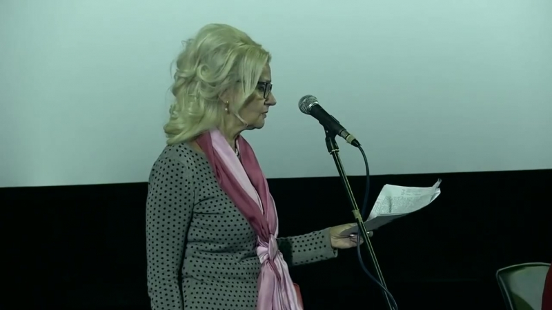 Ірина Фаріон на Громадському форумі «За українську мову»