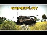 War Thunder Gameplay - Совместыне Бои #1