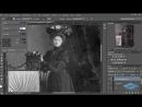 Photoshop для чайников, 57 практических уроков. Урок 1. Реставрация старого снимка. Часть 1. Реставрация. (Екатерина Любимова)