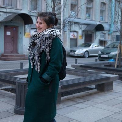 Оля Лагунова
