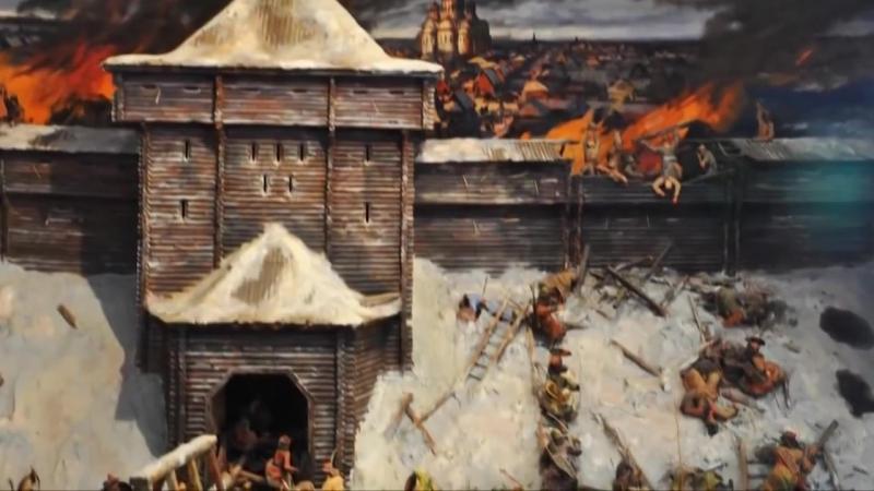 Монгольское нашествие...