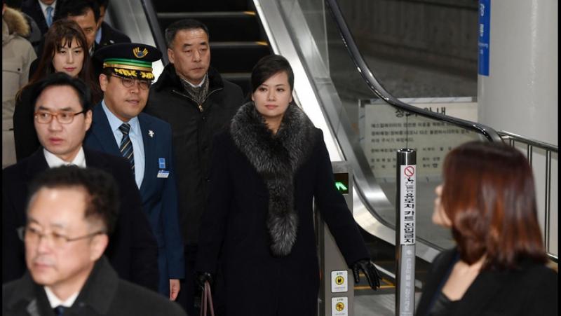 Любимая певица Ким Чен Ына проверит олимпийские площадки Пхенчхана