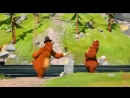 Гризли и лемминги эпизод 20 волшебный гризли.