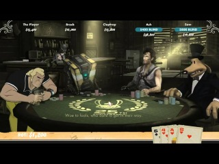 Poker Night 2 cast sings a song for Sam and Max