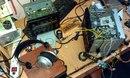 Тюнинг автомагнитолы ))) Теперь в штатной магнитоле появилось гнездо USB и можно вставлять флешку с МПЗ )))