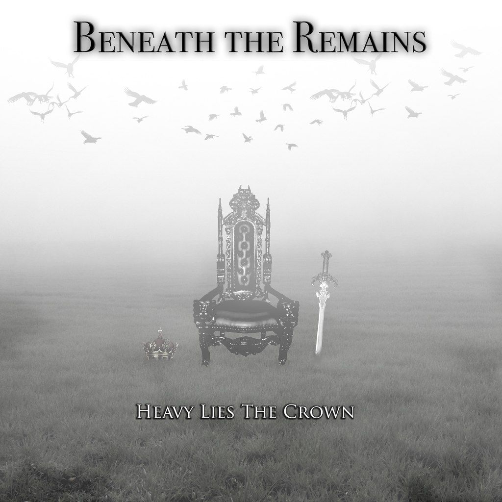 Beneath The Remains - Heavy Lies The Crown (EP) (2015)