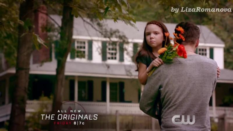 The Originals Haunter of Ruins Trailer The CW (Охотник на Руины) (рус.суб.)