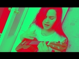 MARGO HAYATE HIDEKI - COME AS YOU ARE (Nirvana ukulele cover)